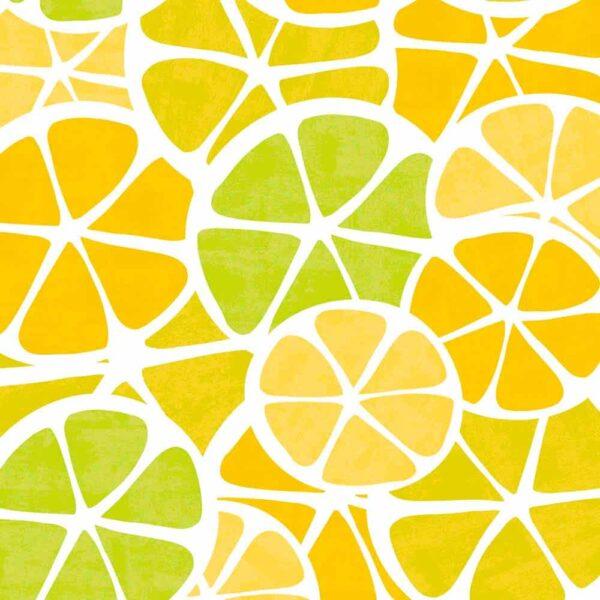 lemon and lime napkins