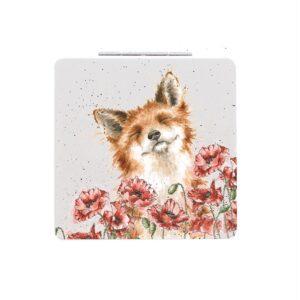 Fox Compact Mirror