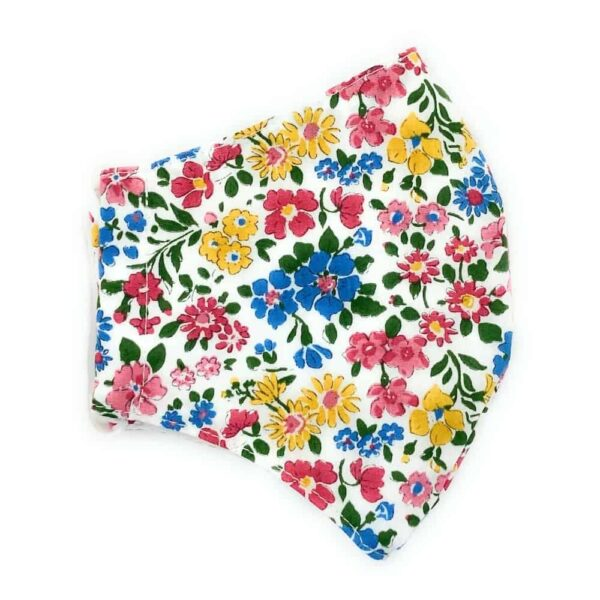 Summer Floral Face Covering