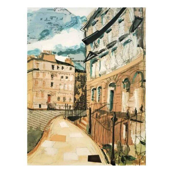 Drummond Place Print