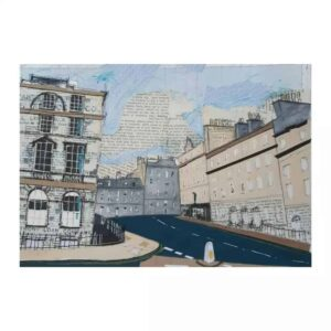 Nelson Street Print