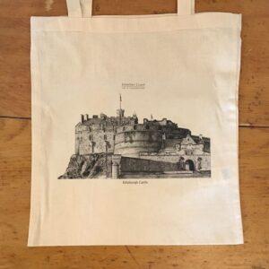 edinburgh-castle-tote-bag