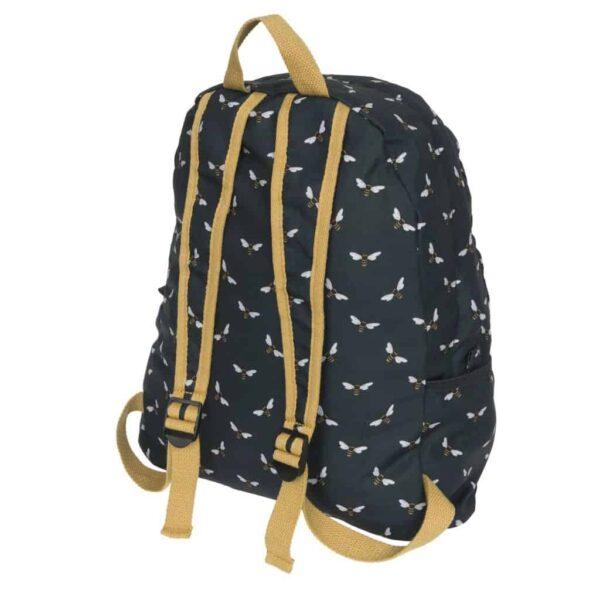 bees folding rucksack