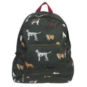 fetch folding rucksack