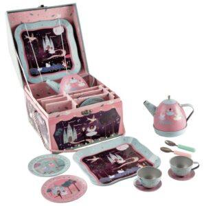 Musical Enchanted Tea Set