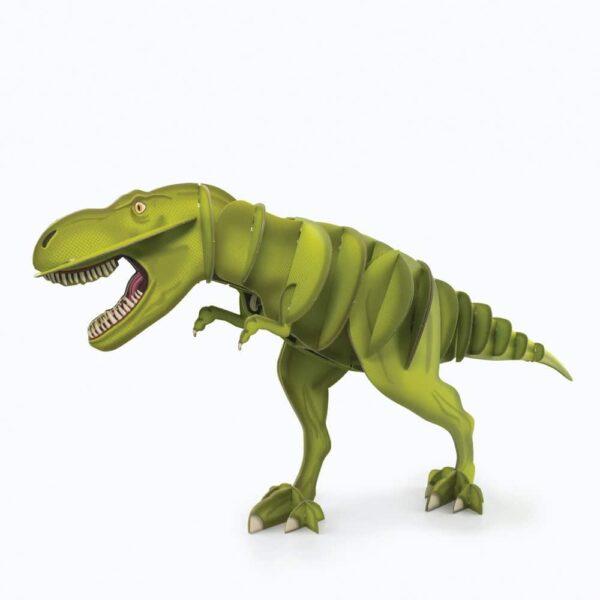 Build A Giant Dinosaur Outside