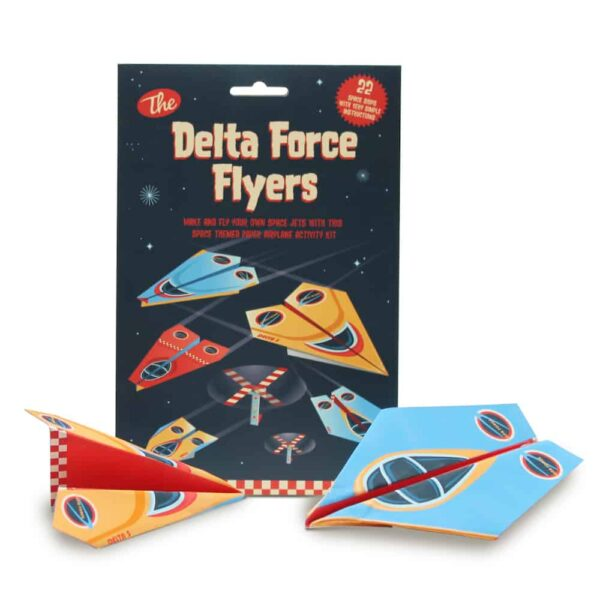 Delta Force Flyers Made up