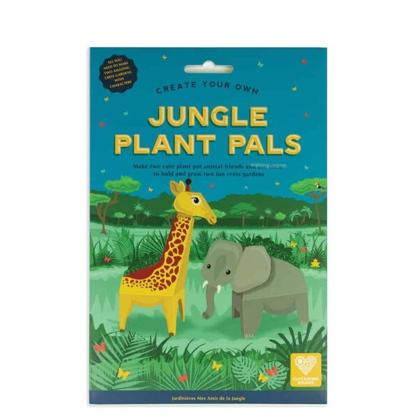 Jungle Plant Pals