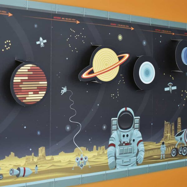 Create Your Own Solar System made up