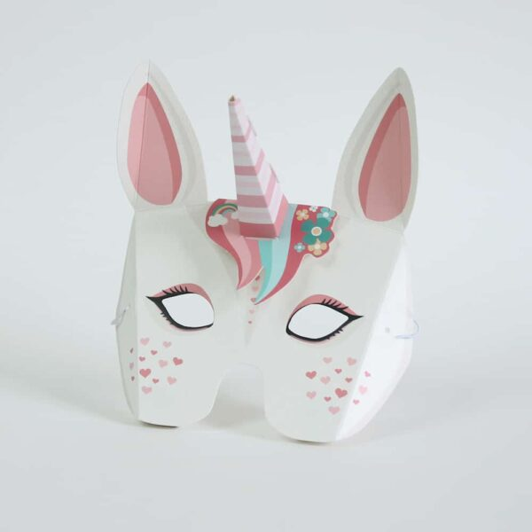 Magical Unicorn Masks single