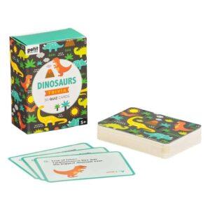 Dinosaurs Trivia Cards