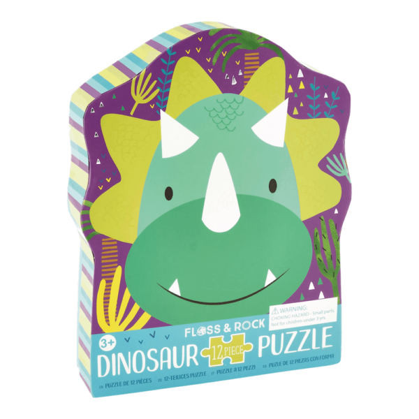 12 piece dinosaur jigsaw