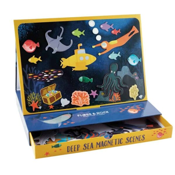 mag deep sea scenes inside