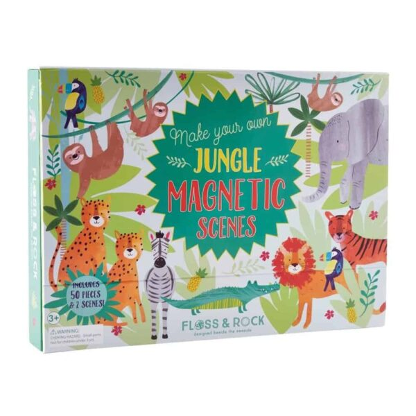 magnetic jungle game