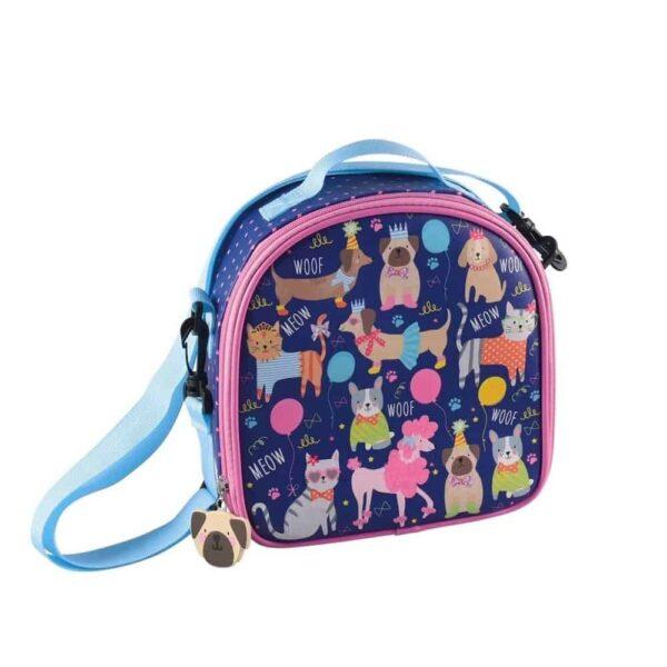 pets lunch bag
