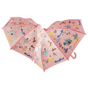 colour changing umbrella - enchanted