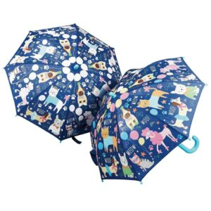 pets colour changing umbrella