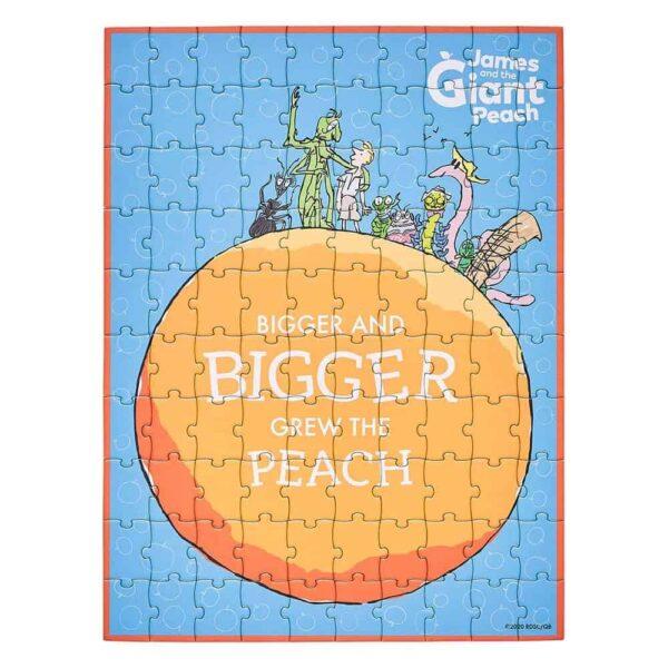 james and giant peach jigsaw book
