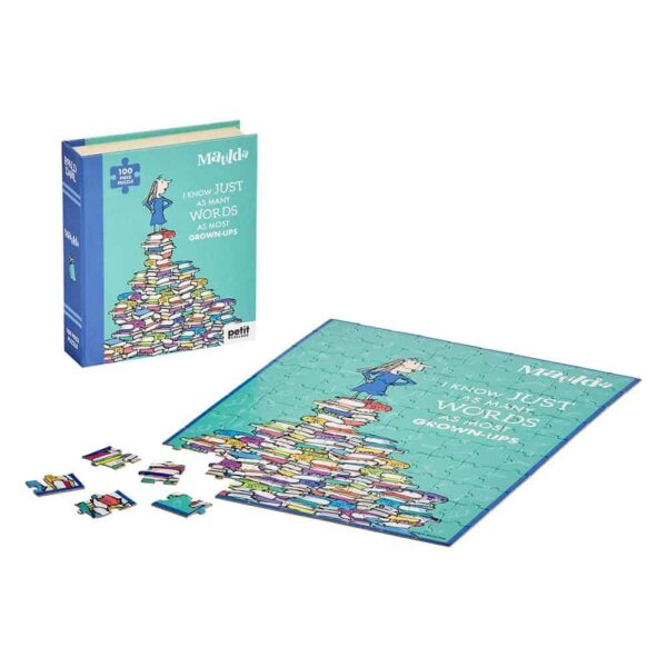 matilda book jigsaw puzzle