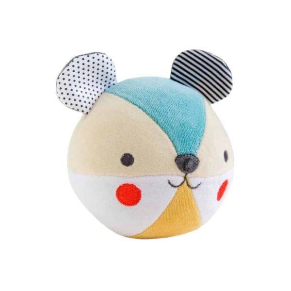 soft chiming bear ball