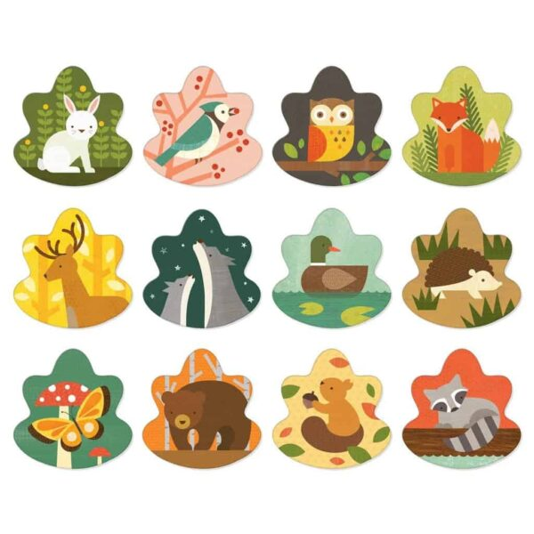 memory game pieces