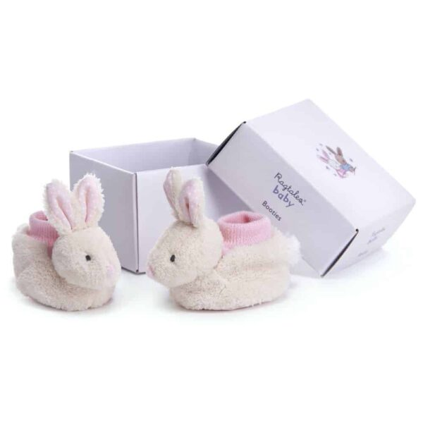 baby bunny fifi bootees