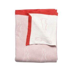 bunny baby blanket