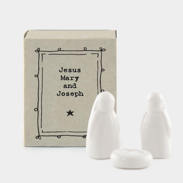 matchbox jospeh may baby jesus