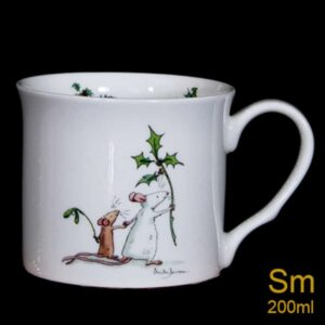 here he comes mug