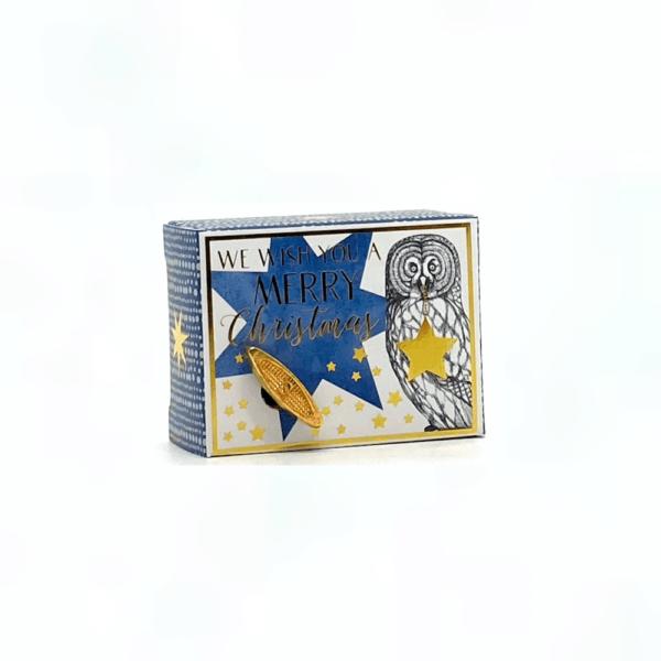 merry xmas music box star design