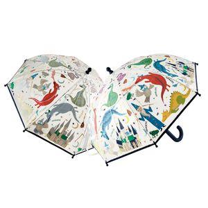 colour changing umbrella - spellbound