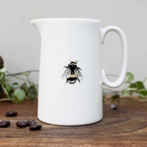 china meadow flower jug