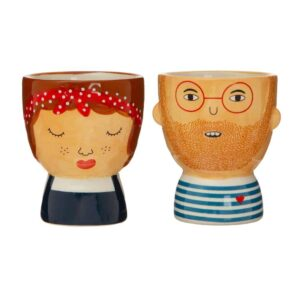libby & ross egg cup set