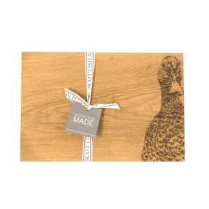 duck oak serving board