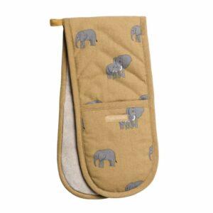 elephant oven gloves