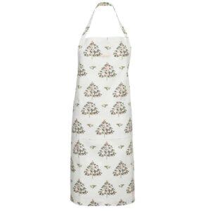 partridge pear tree apron