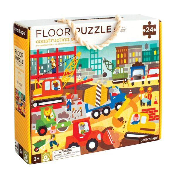 Building Site Floor Puzzle
