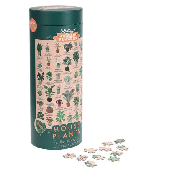 House Plants Jigsaw
