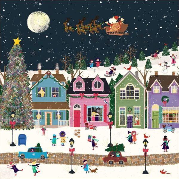 Winter Wonderland Jigsaw Puzzle