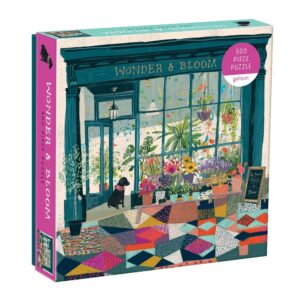 Wonder And Bloom Jigsaw Puzzle
