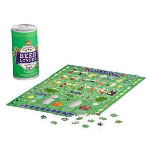 beer lovers jigsaw