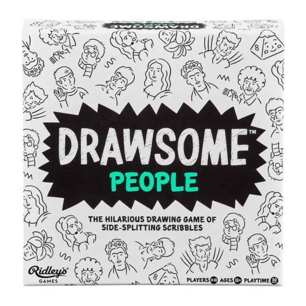 drawsome people game