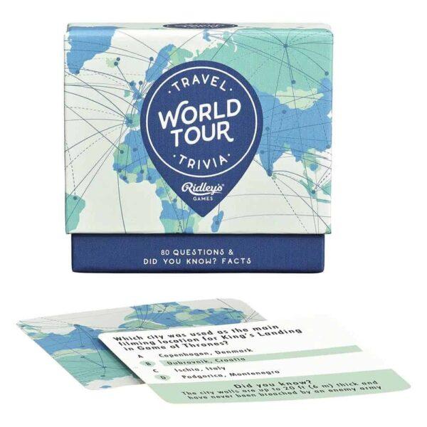 world tour trivia
