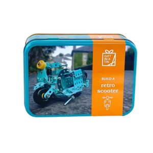 Build A Retro Scooter Kit In A Tin