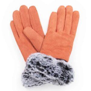 penelope coral gloves
