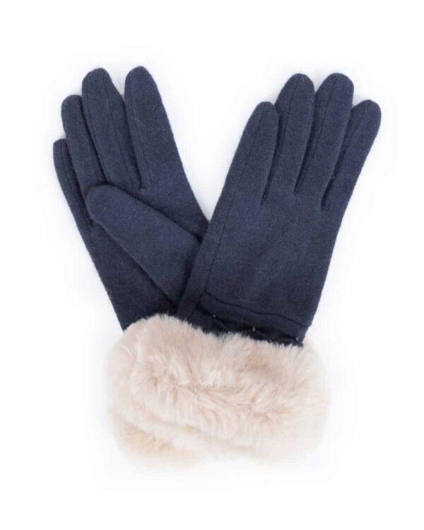 tamara charcoal gloves