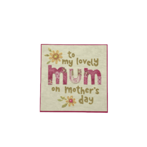 lovely mum on mothers day