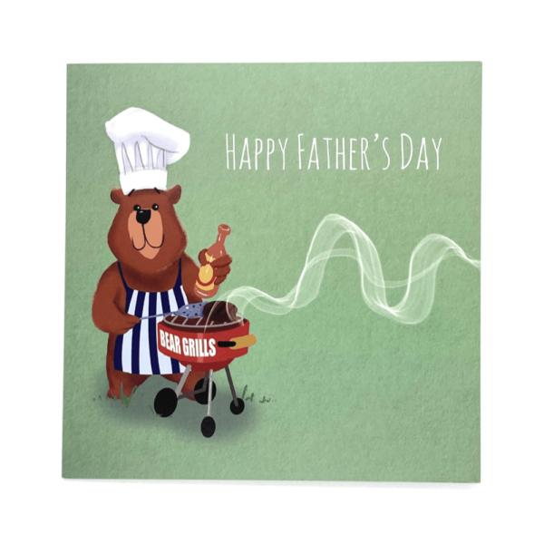bear grills dad