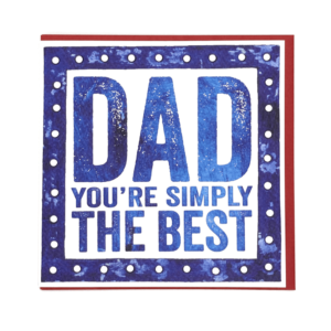 simply the best dad