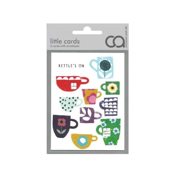 Kettle's On Note Card Pack
